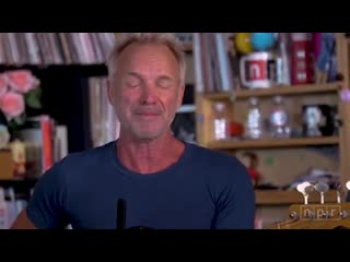 Sting And Shaggy_ NPR Music Tiny Desk Concert