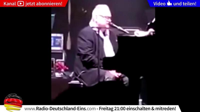 ★ Heinz Rudolf Kunze über den Zustand von Deutschland auf Stadtfest in Teltow ★