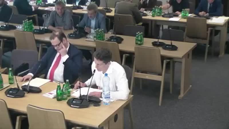 5G Postulaty strony społecznej w procesie parlamentarnym w całości zlekceważone Tobiasz Żuchewicz