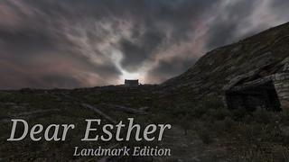 🎮 Dear Esther: Landmark Edition 🎮 Дорогая Эстер прохождение 🔥 Начало 🔥