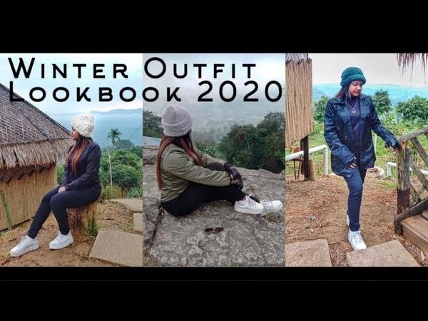 Winter Outfit Lookbook 2020 Nodia Tabassum Rashna