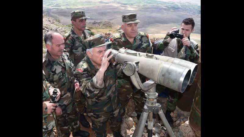 Бои вспыхнули в сирийской провинции Латакия