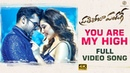 You Are My High Full Video Song Prati Roju Pandaage Sai Tej Raashi Khanna Thaman Maruthi