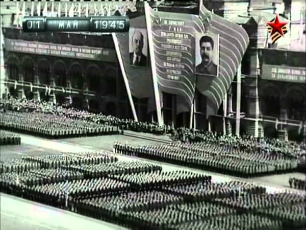 История военных парадов на Красной площади - 2 серия