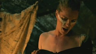 Vikings: Björn & Gunnhild Make a Child 5x20 [Season 5b Love Scene] (HD)