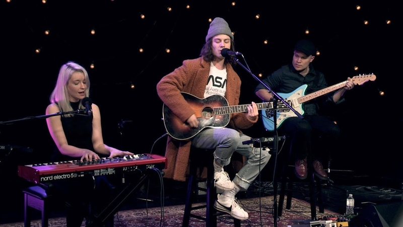 BØRNS - I Dont Want You Back - KXT Live Sessions
