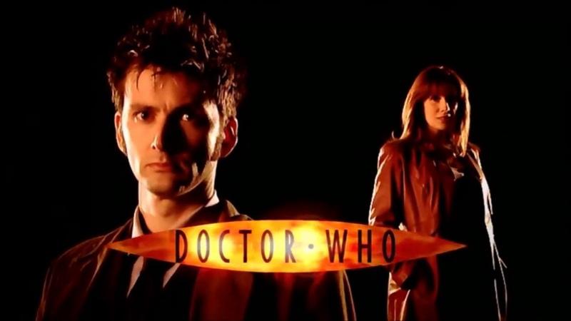 Доктор Кто 4 сезон трейлер Doctor Who Season 4 Trailer