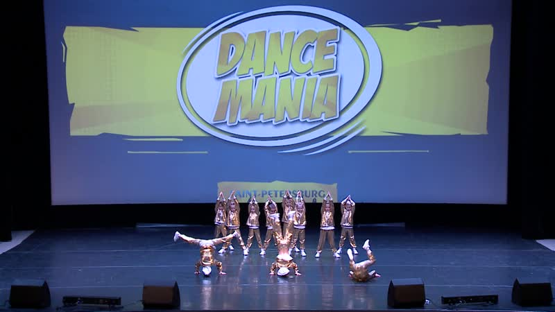 DANCE MANIA Banana Smile