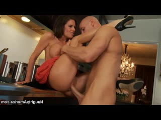 Veronica Avluv, Johnny Sins - Seduced By A Cougar, Anal, Milf, Squirt, BDSM, Gape, Bondage, Big Tits Boobs, Hardcore, Gonzo Анал