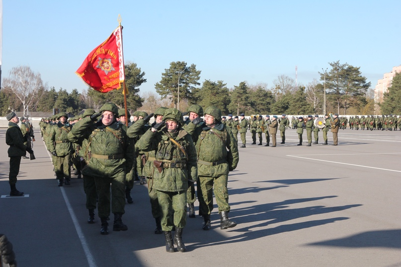 Вадим Суров: «В нашей бригаде не только танкисты!», изображение №3