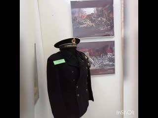 """Видео-экскурсия по выставке """"Была война. Была Победа"""". Галерея """"Метаморфоза"""" (г. Нефтеюганск)"""