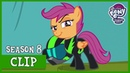 Scootaloo Becomes Part Of The Washouts The Washouts MLP FiM HD