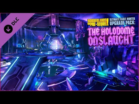 Borderlands: The Pre-Sequel! ★ DLC The Holodome Onslaught