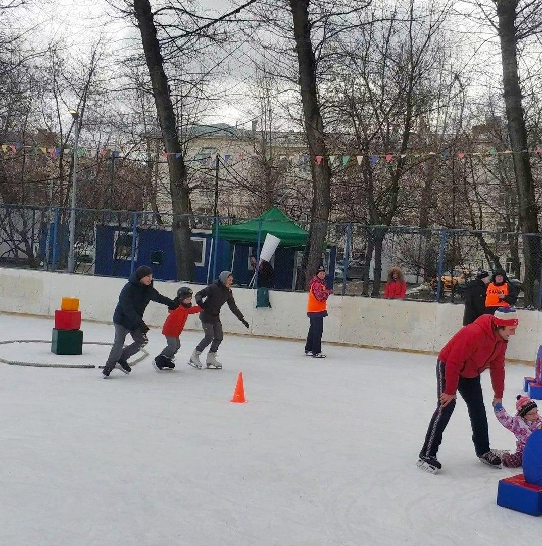 Команда района Выхино-Жулебино приняла участие в окружных соревнованиях «Всей семьей за здоровьем!»