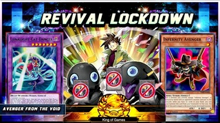 KOG - LUNALIGHT LOCKDOWN By Abusing Skill Avenger From The Void [Yu-Gi-Oh! Duel Links]