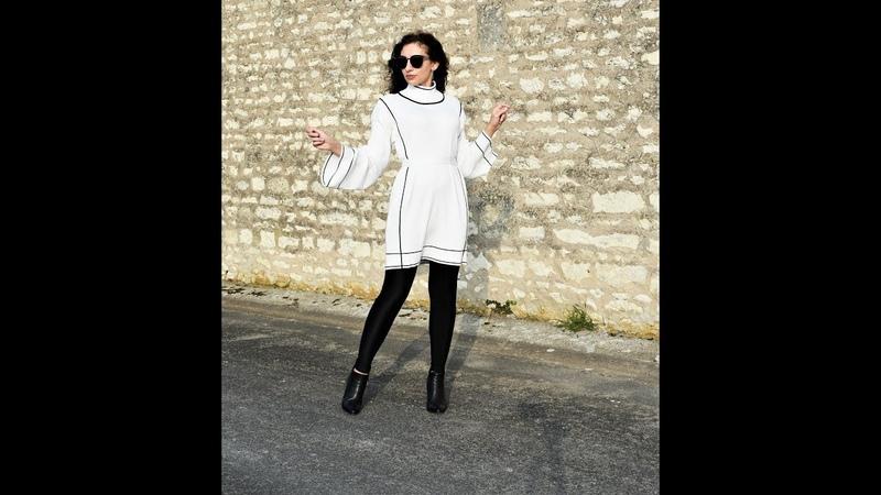 Стильное осеннее платье туника от KLALIEN Store