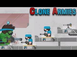 Два Гиганта! Супер тактика - Clone Armies Tactical Army Game