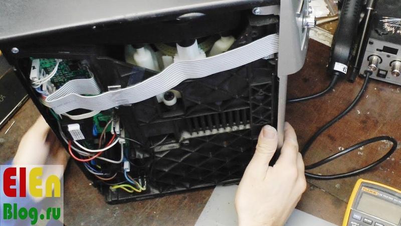 Помпу поменяли, но не работает..... Delonghi Magnifica ESAM3200 S