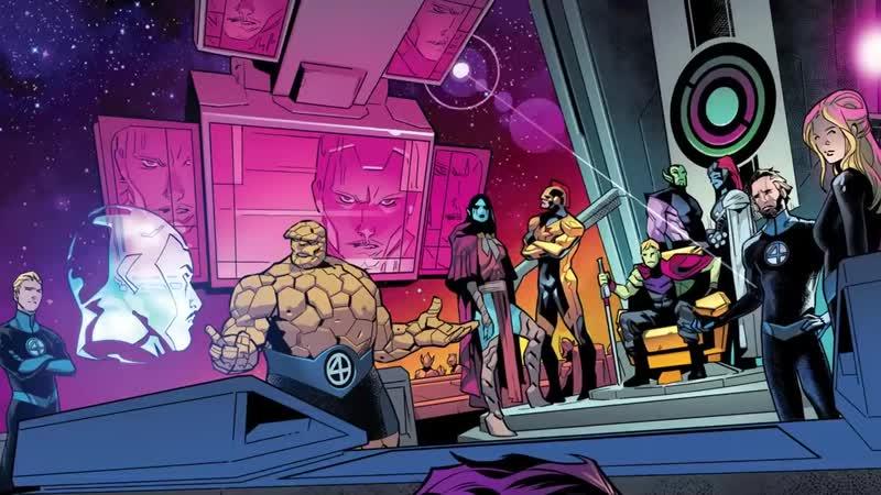Новое глобальное событие Marvel – EMPYRE