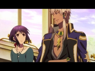 Kamigami no Asobi {Thoth x Yui } - The XX intro