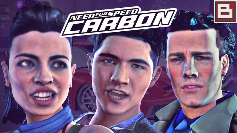 Need For Speed: Carbon БАТЯ У РУЛЯ ФИНАЛ 18