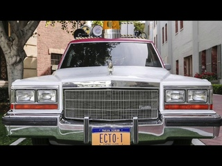1 hour SFX Sound Effects - Ghostbusters 2016 Ecto 1 siren