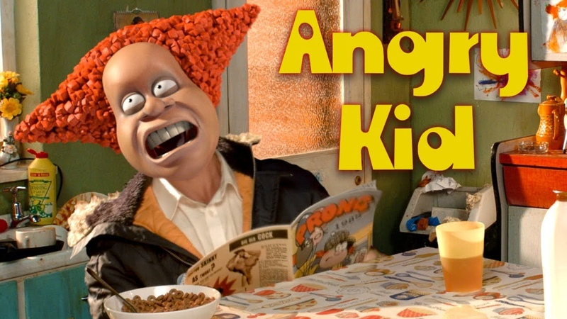 Politics - Angry Kid (Brand New Episode)