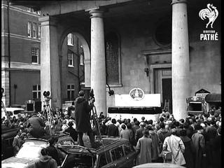 Punch Has Birthday Aka Service At St. Paul's (1962)