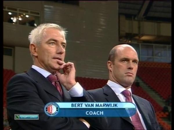 Лига Чемпионов 2001 2002 1 H Spartak Feyenoord