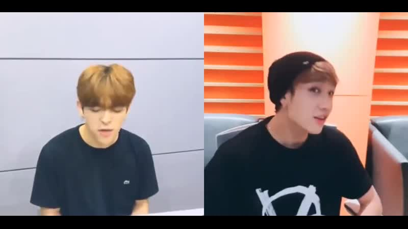 ✧ mp4: chan and woojin