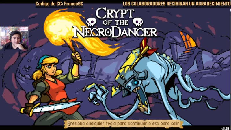 El Guerrero Musical!, Crypt of the NecroDancer