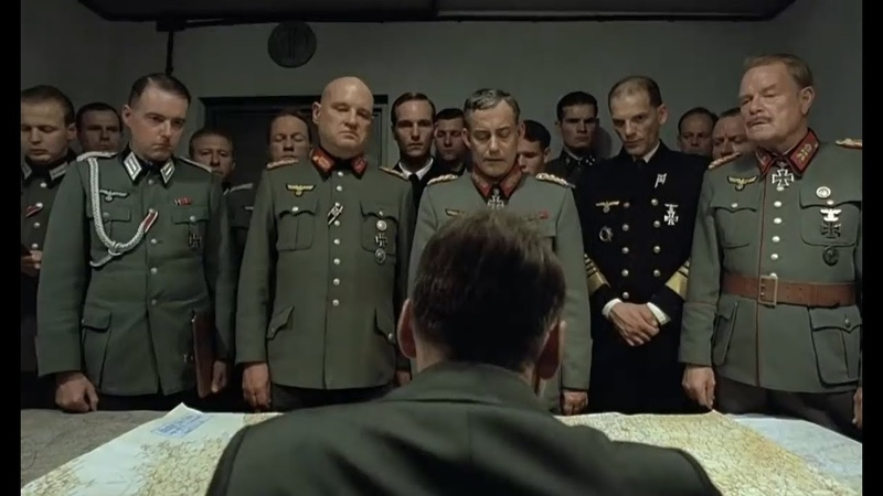 Кино и немцы. Планерка губернатора Александра Усса