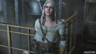 Resident Evil 2 Remake Claire Redfield Ciri From The Witcher 3 Outfit PC Mod