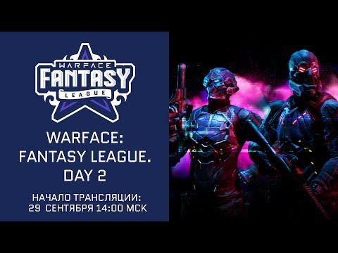 Warface Fantasy League Day 2