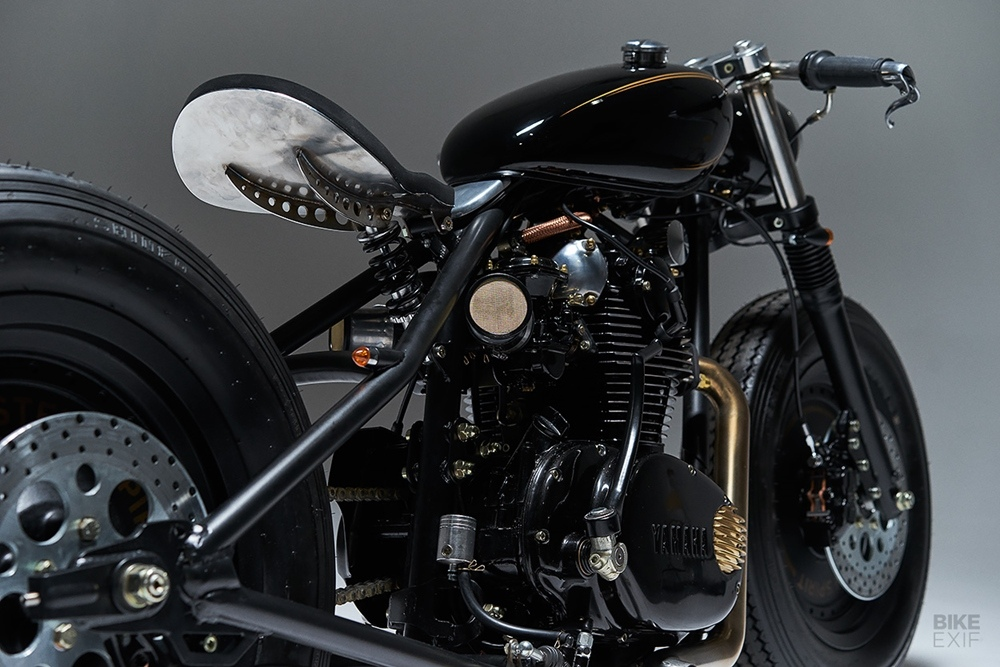 Eastern Spirit Garage: боббер Yamaha XS650