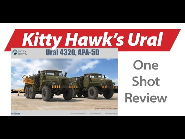 Review of the Kitty Hawk Ural YT New Product Rundown One Shot
