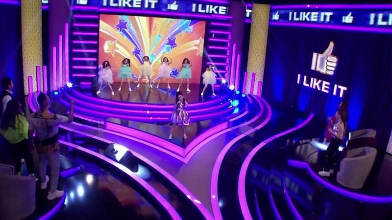 Nanuli Parn A Im Tsnundn E Aysor Mix Performance for Armenia TV's I Like It Project
