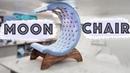 MOON chair ШЕЗЛОНГ lounge DIY своими руками