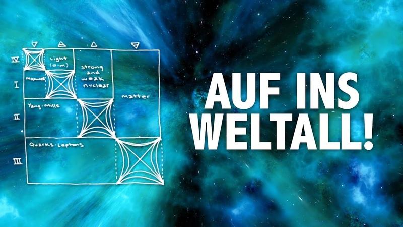AUF INS WELTALL Interview mit Dipl Phys Dr Ing Detlef Hoyer