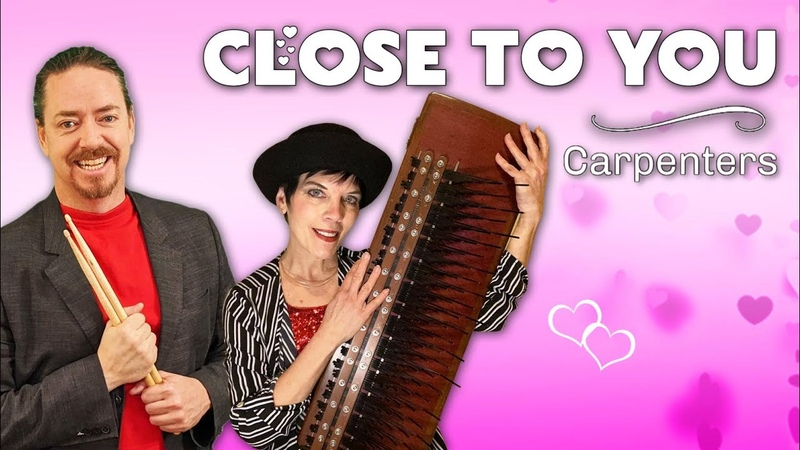 Grab your SWEETHEART Close To You Array Mbira feat Magic Jones Drums