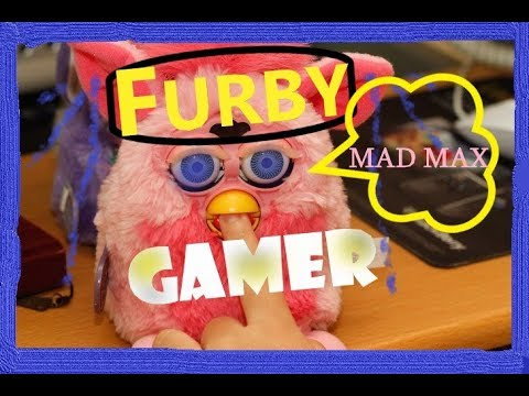 MAD Max LIVE 9 FURBY Gamer