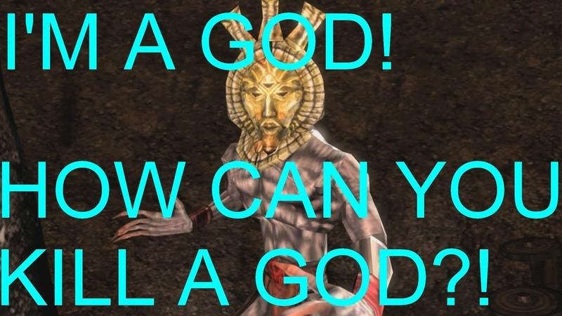 Dagoth Ur tells it like it is