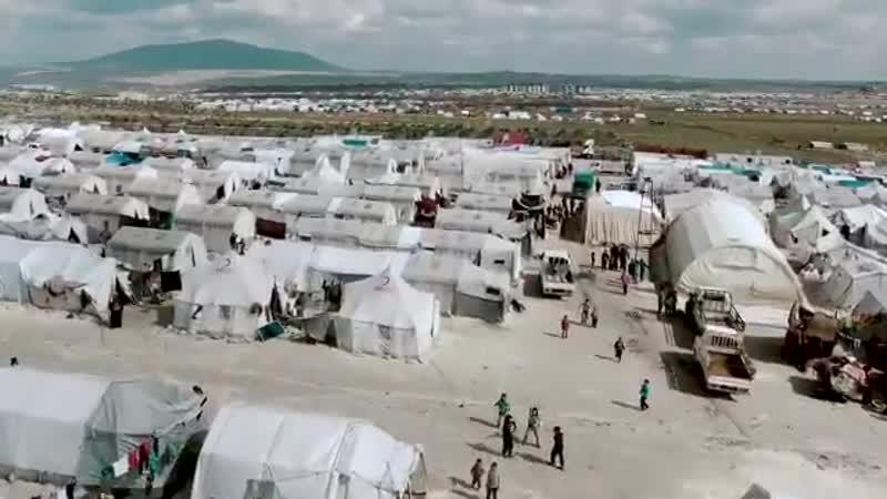 По вине России и Асада почти 3 млн человек стали беженцами за пол года