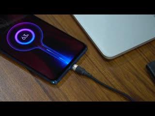 USLION Обновлённая версия магнитного кабеля для зарядки