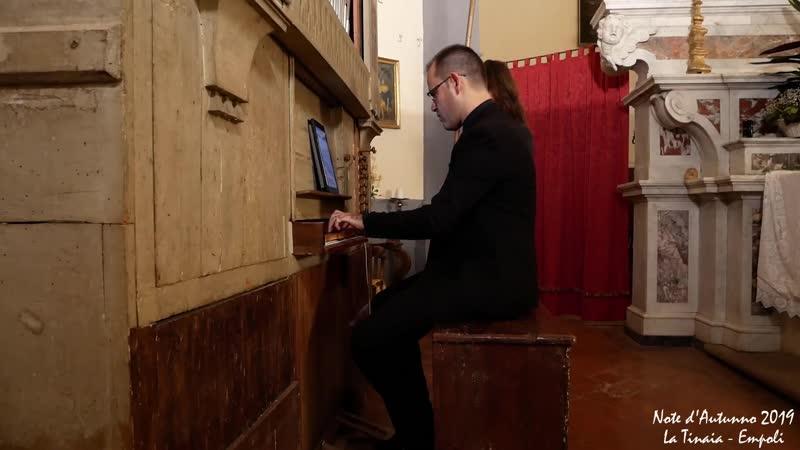 974 J S Bach Concerto in D minor BWV 974 2 A Marcello Oboe Concerto in D minor S Z799 Daniele Dori organ