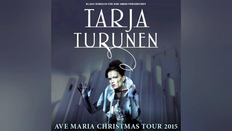 Tarja Turunen Ave Maria Christmas Tour 2015 FULL SHOW HD AUDIO
