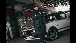 VW GOLF MK2 GTI - Немецкая барбекюшница на стиле! #Volkswagen #Golf #GolfMK2 #GolfGTI