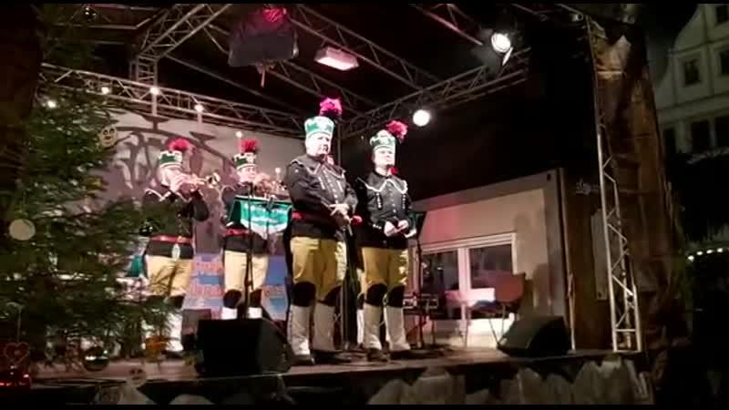 Традиционная рождественная песня саксонцев 2019 12 21