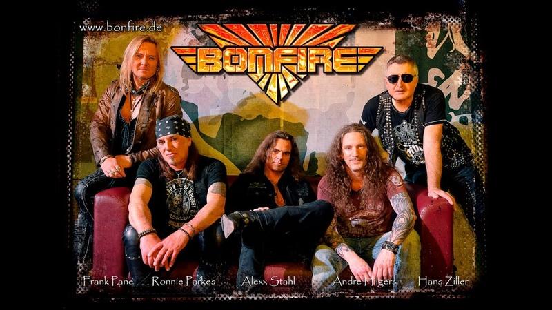 Bonfire-Love don`t lie-Official Video