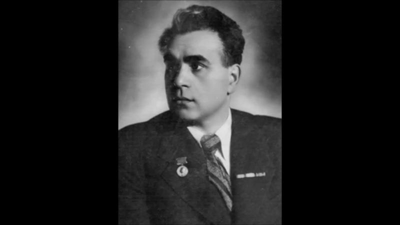 Чайковский Tchaikovsky Снова как прежде один Nelepp Нэлепп